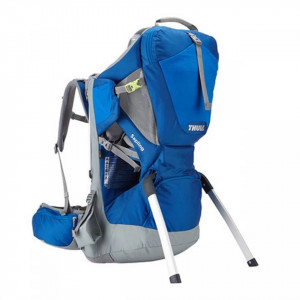 Rucsac transport copii Thule Sapling Child Carrier - Slate/Cobalt