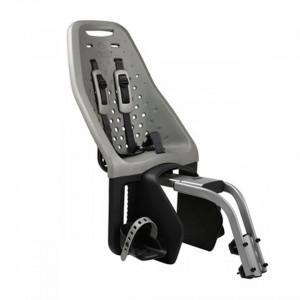 Scaun pentru copii, cu montare pe bicicleta in spate - Thule Yepp Maxi Frame-mounted Silver
