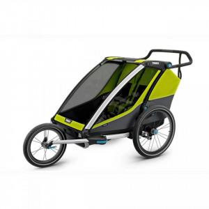 Carucior multisport Thule Chariot Cab 2 Chartreuse/Dark Shadow