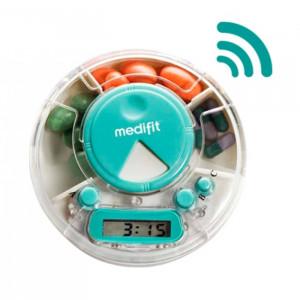Cutie medicamente cu avertizor sonor Medfit MD-544