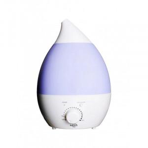 Umidificator ultrasunete cu ionizare, lampa de veghe si aromoterapie Minut Baby, 2.8l