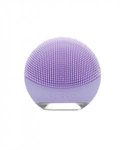 Dispozitiv de curatare a tenului FOREO LUNA GO Sensitive Skin, 8000 oscilatii/minut