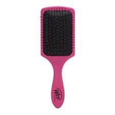 Perie pentru par Wet Brush Detangle Professional Paddle Punchy Pink