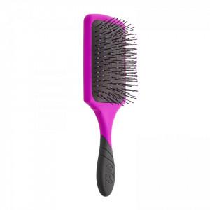 Perie pentru par Wet Brush Detangle Professional Pro Paddle Purple