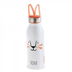 """Sticla apa """"Zoo"""" 430 ml inox, model tigru - Aladdin"""
