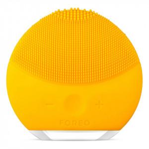 Dispozitiv de curatare a tenului Foreo LUNA mini 2, Sunflower Yellow