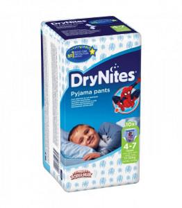 DryNites - baieti 4-7 ani