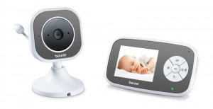 Interfon video pentru bebe Beurer