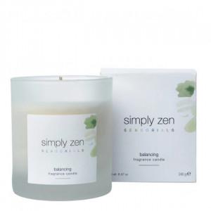 Lumanare parfumata Simply Zen Sensorials Balancing, 240gr