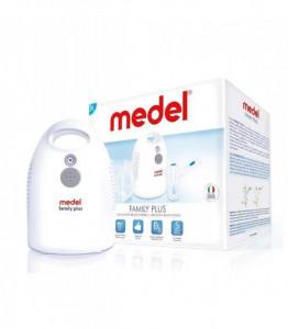 Sistem cu compresor Medel Family - Aerosoloterapie