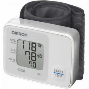 Tensiometru de incheietura compact Omron RS1, complet automat cu tehnologie Intellisense