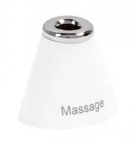 Varf de rezerva pentru Silk'n Revit Prestige, model Massage, alb