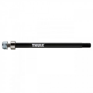 Adaptor pentru axa spate Thule Thru Thim Shimano (M12 x 1,5) de 12 mm pentru conectarea remorcii cu bicicleta.