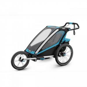 Carucior multisport Thule Chariot Sport 1 Blue/Black