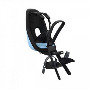 Scaun pentru copii, cu montare pe bicicleta in fata - Thule Yepp Nexxt Mini BLUE