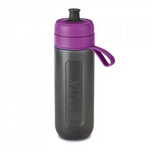 Sticla filtranta BRITA Fill&Go Active 600 ml, mov