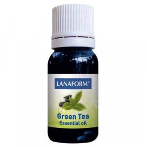 Ulei natural pentru camera Ceai verde Lanaform