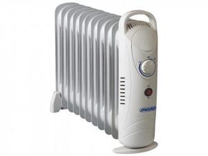 Calorifer electric Adler MS 7806, termostat, 11 elemente, 1200W