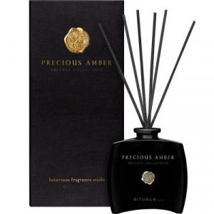 Difuzor parfum RITUALS Private Collection Precious Amber Fragrance Sticks 230ml