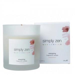 Lumanare parfumata Simply Zen Sensorials Energizing, 240gr