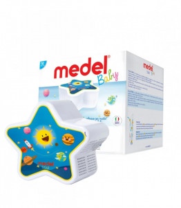 Sistem cu compresor Medel Star Baby - Aerosoloterapie