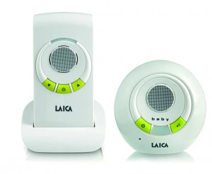 Sistem de monitorizare audio bebelusi Laica BC2002