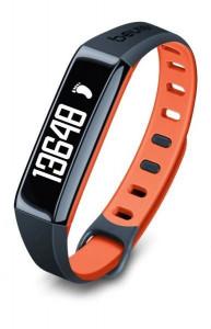 Bratara de monitorizare activitate fizica Beurer AS80C, portocaliu