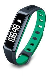 Bratara de monitorizare activitate fizica Beurer AS80C, verde