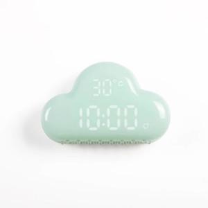 Ceas desteptator Allocacoc Cloud MUID DH0171GN, Verde