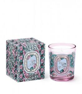 Diptyque Bougie Paris En Fleurs 70 Gr Scented Candle