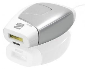 Epilator IPL Silk'n Glide Unisex 200 000 impulsuri, tehnologie HPL, cu dispozitiv de dezinfectare inclus