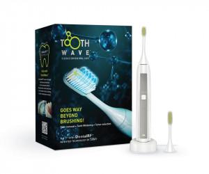Periuta de dinti electrica cu tehnologie DentalRF™ Silk'n ToothWave, eliminare tartru