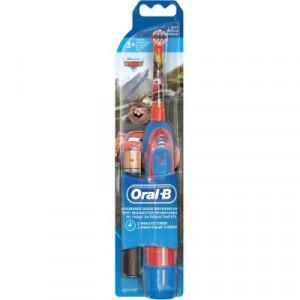 Periuta de dinti electrica Oral-B powered by Braun D2010, 9600 oscilatii, 1 program, 1 capat, pentru Baieti