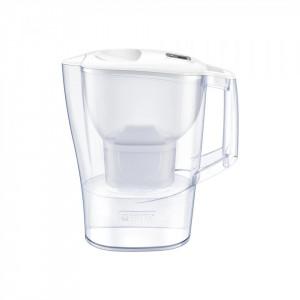 Cana filtranta BRITA Aluna 2,4 L + 2 filtre Maxtra+ (white)