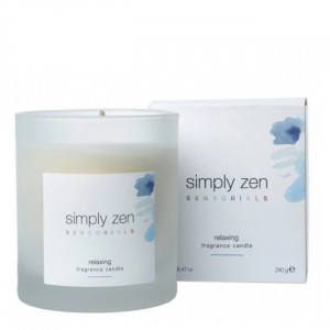 Lumanare parfumata Simply Zen Sensorials Relaxing, 240gr
