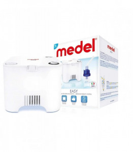 Medel Easy Aerosoloterapie - Sistem de nebulizare cu compresor Medel Easy