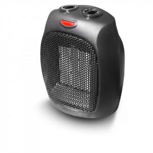 Aeroterma ceramica Adler AD 7702, 2 trepte 750-1200W, termostat, 2 functii: ventilatie, incalzire