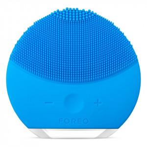 Dispozitiv de curatare a tenului Foreo LUNA mini 2, Aquamarine