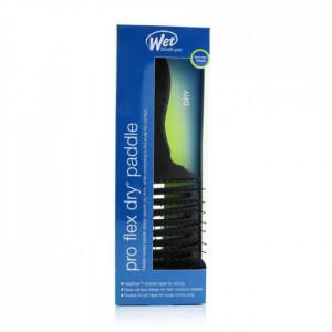 Perie pentru par Wet Brush Flex Dry Professional Paddle Black