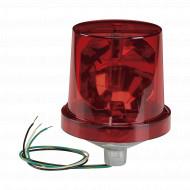 225120r Federal Signal Industrial rojo
