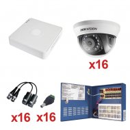 Hilook By Hikvision Kh720p16dw KIT TurboHD