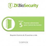 Zkbsac5add Zkteco control de acceso