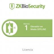 Zkbseleofflines1 Zkteco control de acceso