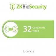 Zkbsvid32ch Zkteco control de acceso