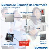 cmx492001 COMMAX COMMAX NURSEPAK - Soluci
