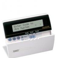 DSC DSC1170016 DSC LCD4501 - Teclado LCD p