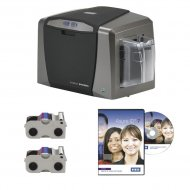 Hid 50610 Kit De Impresora De Tarjetas PVC