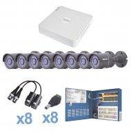 Kestxlt8b Epcom turbohd de 8 canales