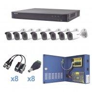 Kevtx8t8bw Epcom turbohd de 8 canales