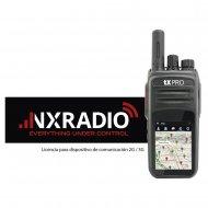 Nxradioterminal Nxradio cable de programa